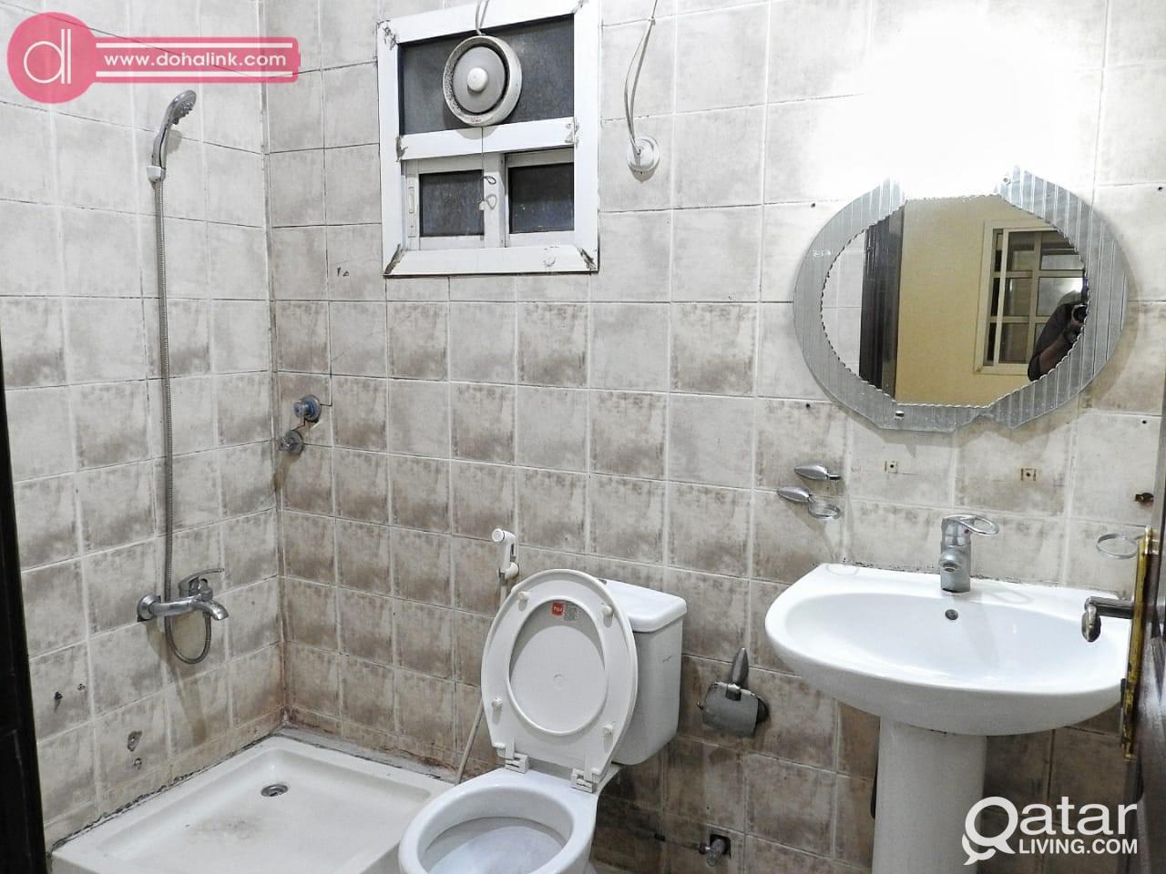 Unfurnished 2BHK Near Hamad Medical City (Bin Omra