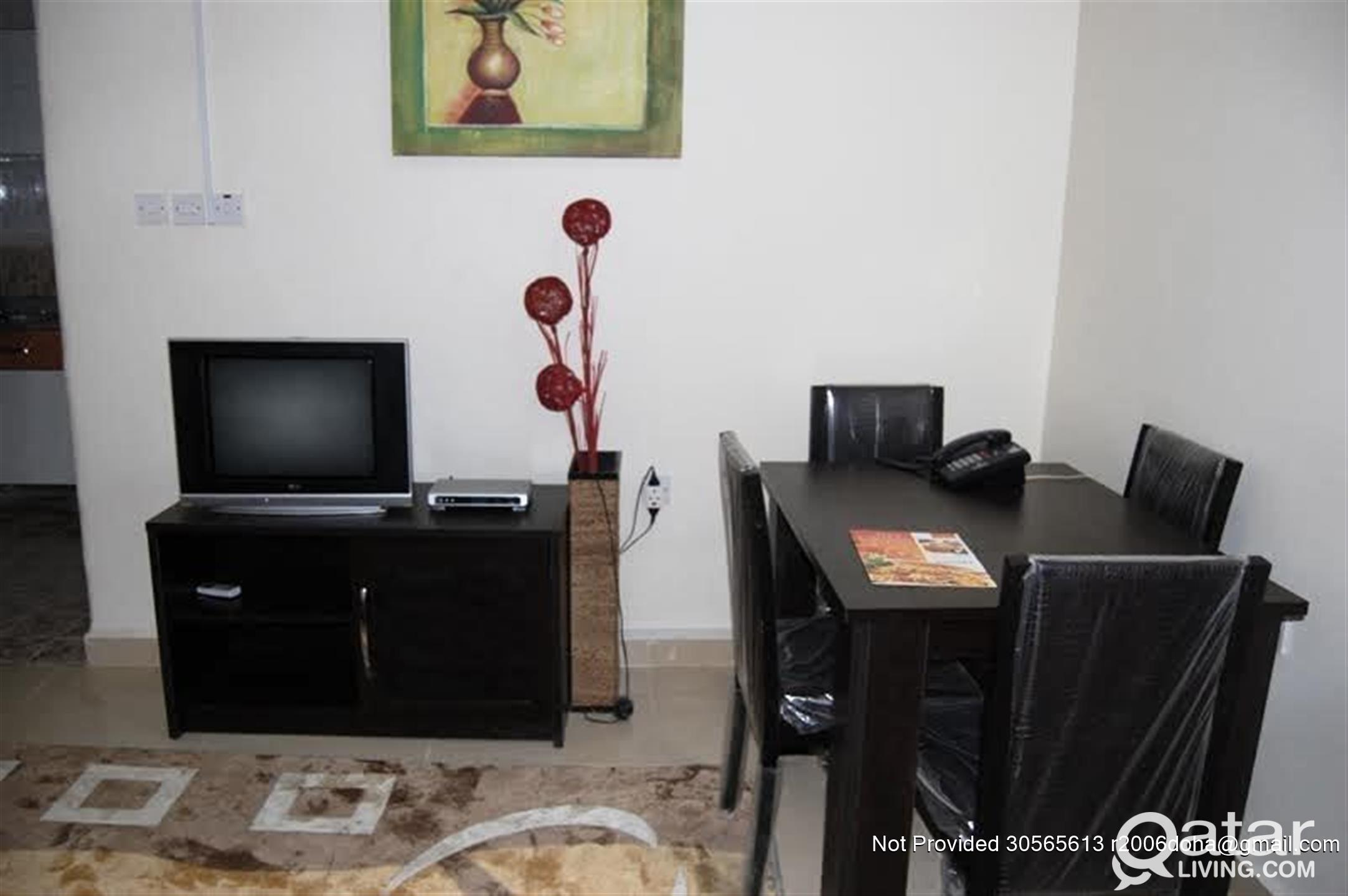 1 BHK FLAT Fully Furnished many facilities Short /