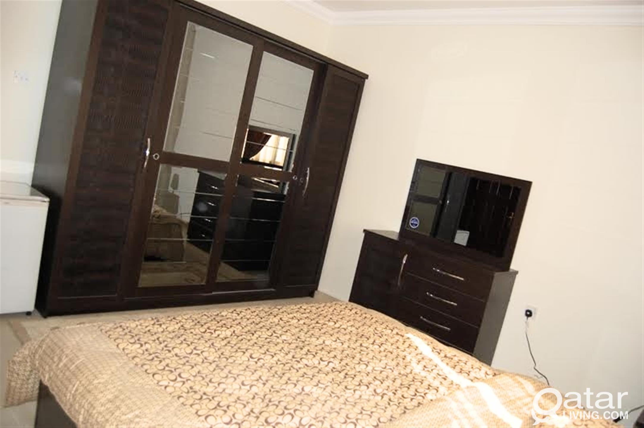 2 BHK FULLY FURNISHED Flat for RENT with many faci